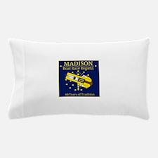 Madison Boat Race Regatta Pillow Case