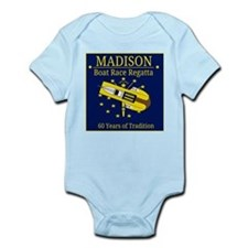 Madison Boat Race Regatta Infant Bodysuit