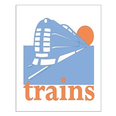Trains Posters
