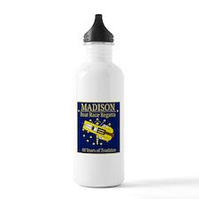 Madison Boat Race Regatta Water Bottle