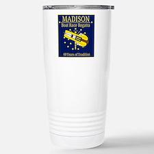Madison Boat Race Regatta Travel Mug