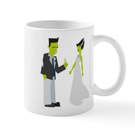 Frankenstein & Bride Mug