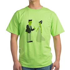 Frankenstein & Bride T-Shirt