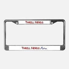Cute Carnival License Plate Frame