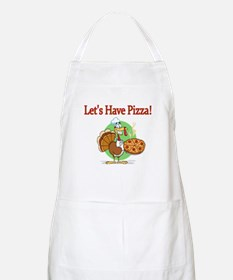 Lets Have Pizza Apron