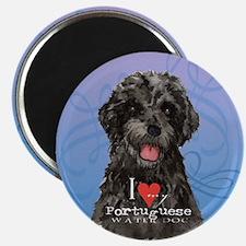 Portuguese Water Dog Magnet