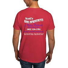 Scotts Home Improvements T-Shirt