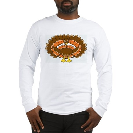 Turkey Halo Long Sleeve T-Shirt