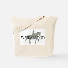 Piaffe Warmblood Tote Bag