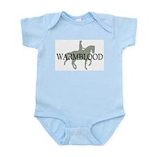 Piaffe Warmblood Infant Bodysuit