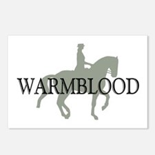 Piaffe Warmblood Postcards (Package of 8)