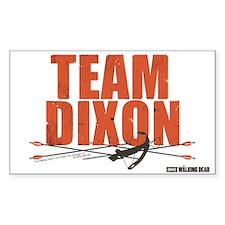 Team Dixon Sticker
