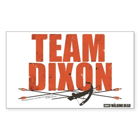 Team Dixon Sticker