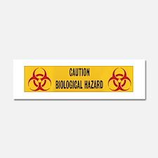 Biohazard Car Magnet 10 x 3