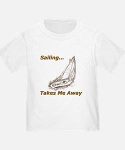 Sailing T-Shirt and Products T