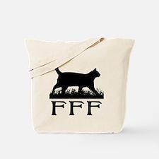 Cute Feral rescuers Tote Bag