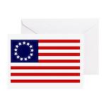Patriotic Blank Greeting Cards (6)