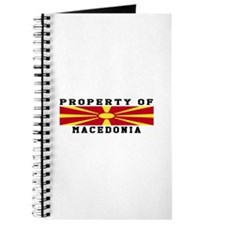 Property Of Macedonia Journal