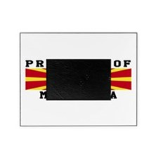 Property Of Macedonia Picture Frame