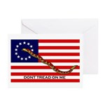 Flag Greeting Cards (6)