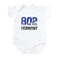 802 Infant Bodysuit