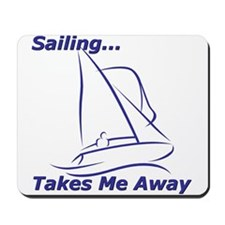 Sailing Shirts and Products Mousepad