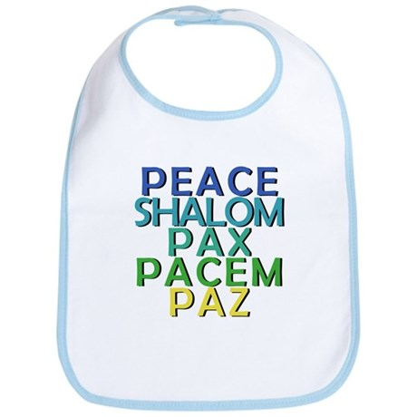 Peace Shirt and Products Bib