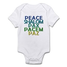 Peace Shirt and Products Infant Bodysuit