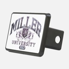 Miller Last Name University Class of 2013 Hitch Co