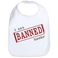 """""""I eat banned books"""" Bib"""
