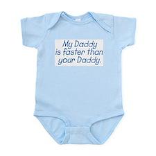 USA TRIATHLETE Infant Bodysuit