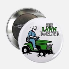 "The Lawn Ranger 2.25"" Button"