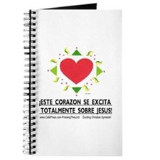 Espanol! ¡Excita Corazon! Journal