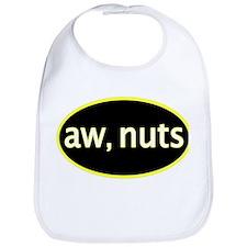 Aw, nuts  Bib