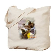 Prayer of St. Francis: Tote Bag