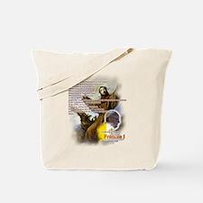 Prayer of St. Francis: Tote Bag