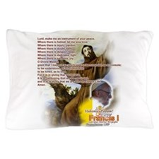 Prayer of St. Francis: Pillow Case