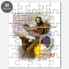 Prayer of St. Francis: Puzzle