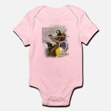 Prayer of St. Francis: Infant Bodysuit