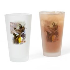 Prayer of St. Francis: Drinking Glass