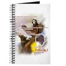 Prayer of St. Francis: Journal