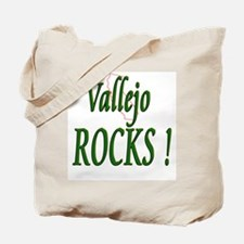 Vallejo Rocks ! Tote Bag