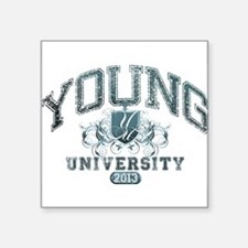 Young last Nam University Class of 2013 Sticker