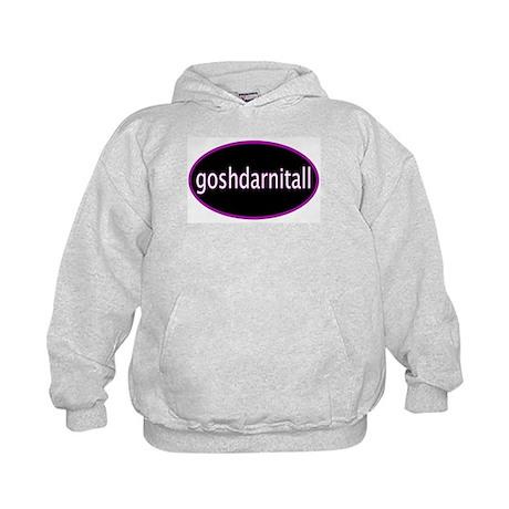 Goshdarnitall Kids Hoodie