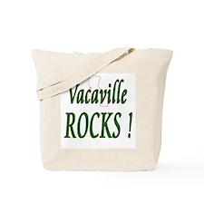 Vacaville Rocks ! Tote Bag