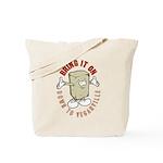 Veganville Tote Bag