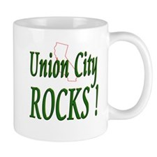 Union City Rocks ! Mug