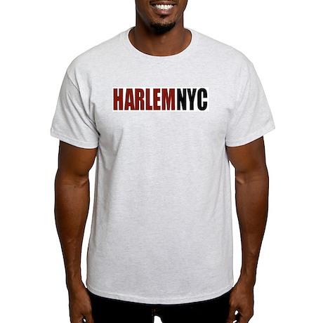 HarlemNYC Ash Grey T-Shirt