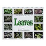 Leaves Wall Calendar