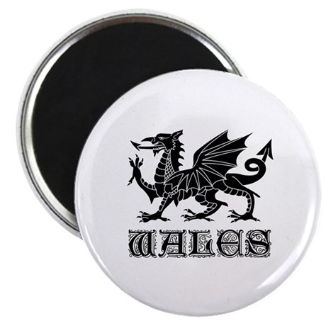 Wales Magnet